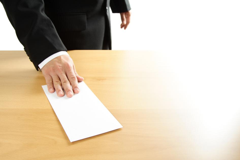 バイトを辞めるときに提出は必要?