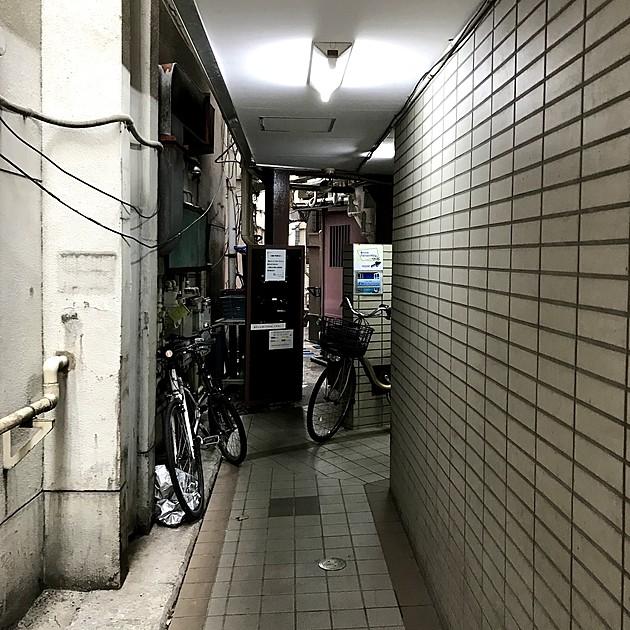 闇金ビルのイメージ写真