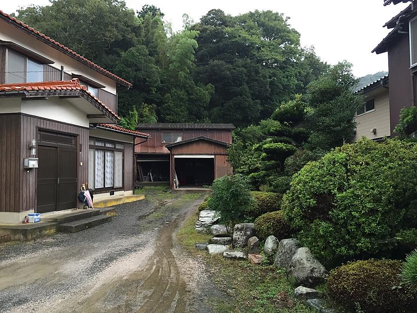 田舎の家の画像