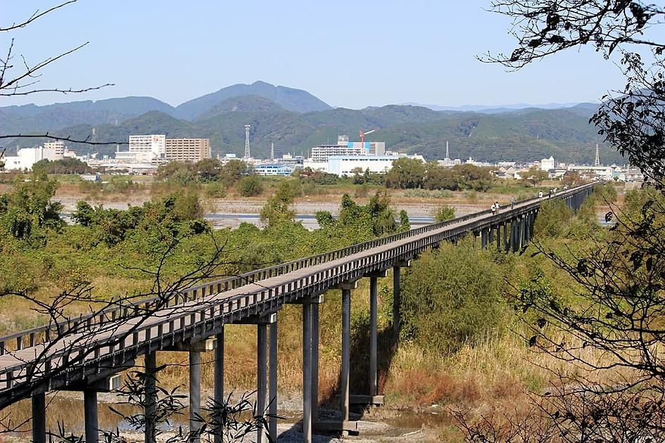 静岡県島田市の写真