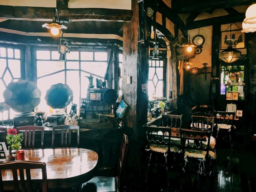 古民家カフェ